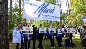Laude-Reut at March of the Living Emerging European Leaders Seminar in Vilnius, September 2019